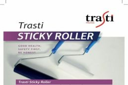 Clean Room Product Sticky Roller Trasti 4 Inc